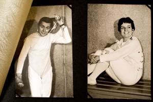 Elzbieta ed Egon Franke, foto album