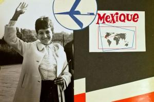 Elzbieta in partenza per CittÖ del Messico